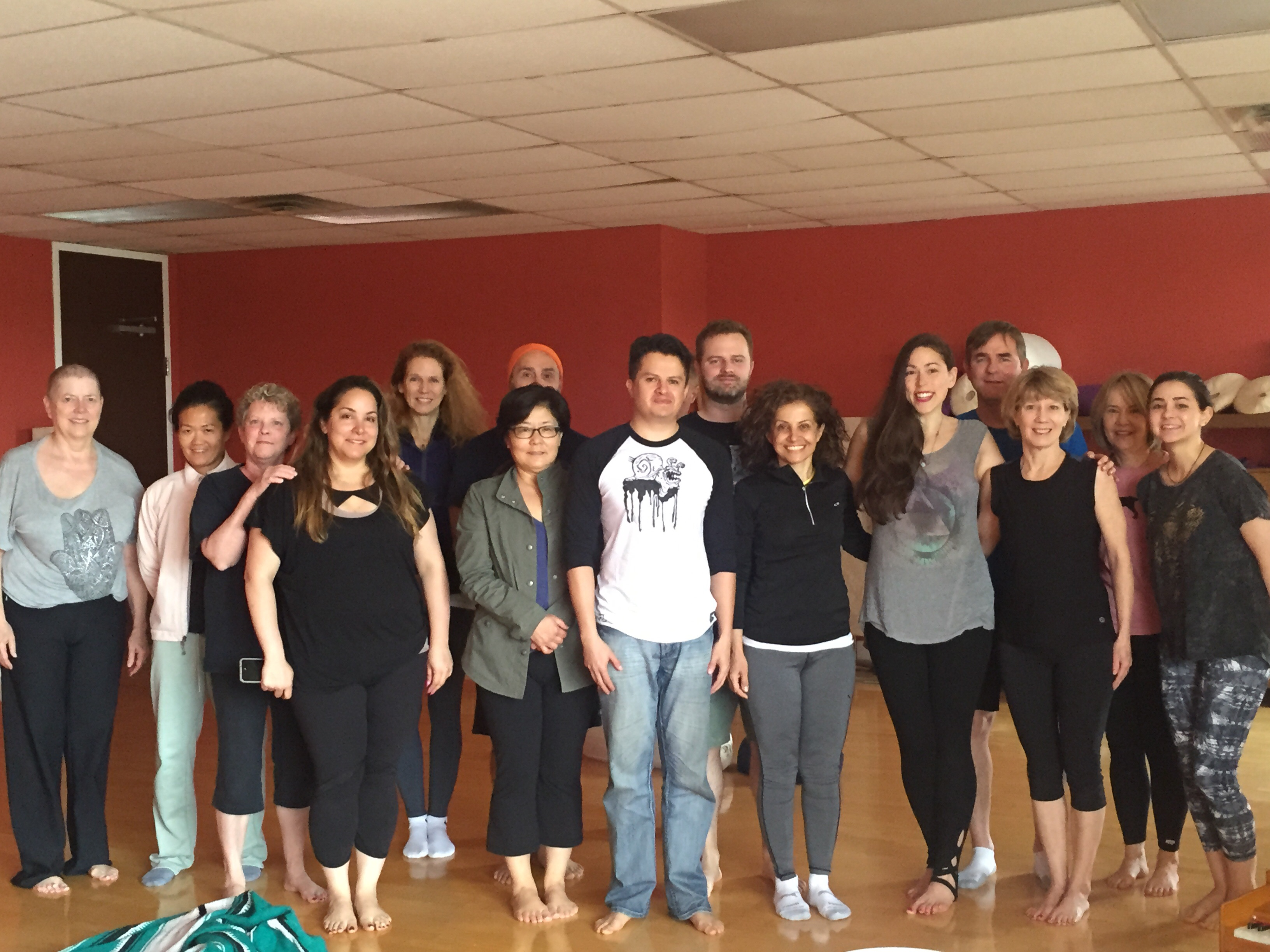 Fundraiser Class For Seva Foundation